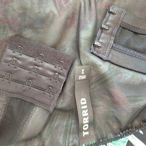 torrid Swim - Torrid swim suit top size 2
